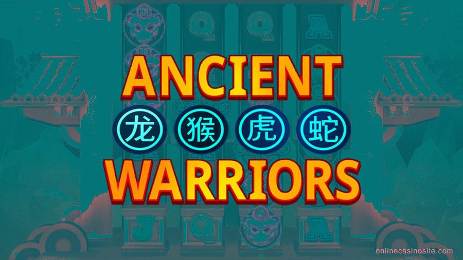 Ancient Warriors Online Slot